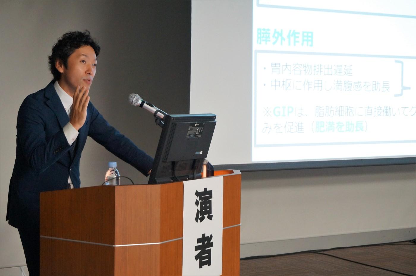 岡本耕司講師