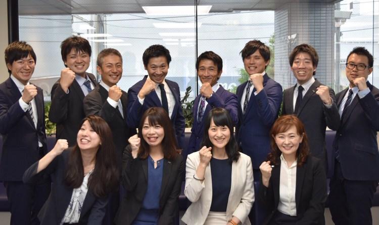 福岡大橋教室集合写真2019