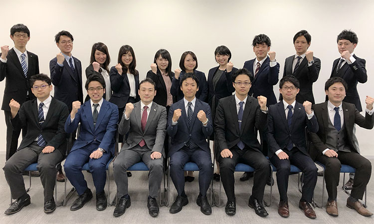 大阪・大阪第2教室集合写真2019